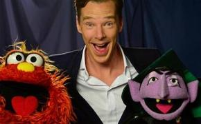 Sesame Street, Benedict Cumberbatch,