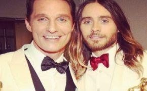 Oscars 2014, Jared Leto, Matthew,