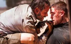 the rover movie, rover movie review, robert pattinson, guy pearce,