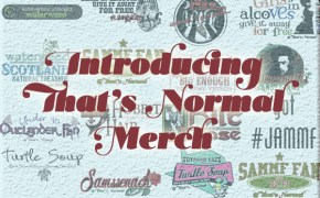 that's normal merch