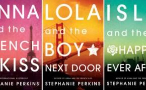 Stephanie Perkins books