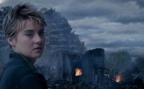 Insurgent trailer, tris hair, Divergent
