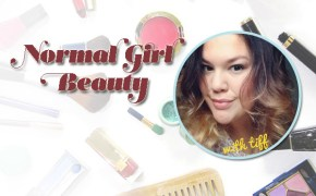 Normal girl beauty, make up must haves