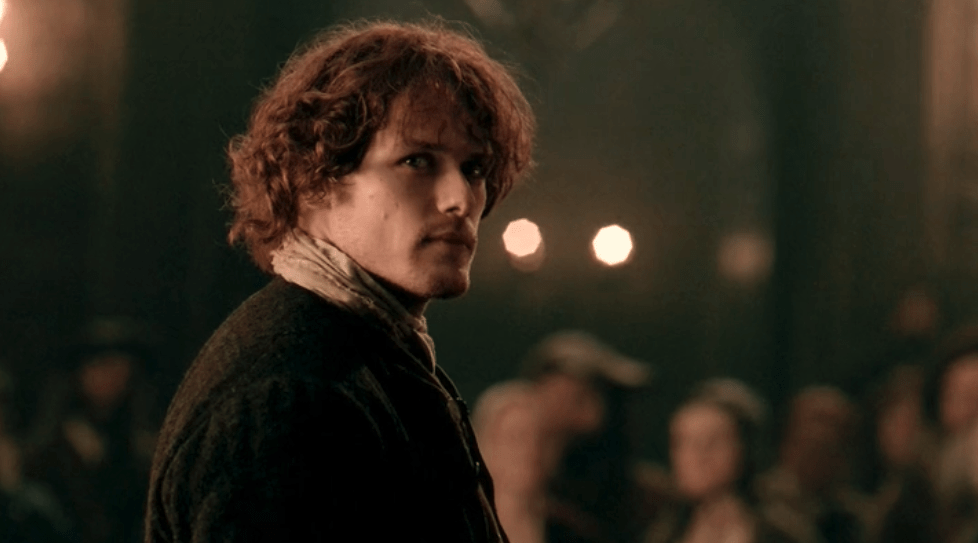 Highlights and Lowlights of Jamie Fraser's Hair - That's ...