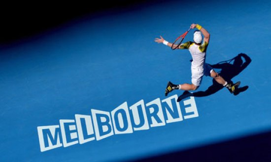 Andy Murray, Australian Open