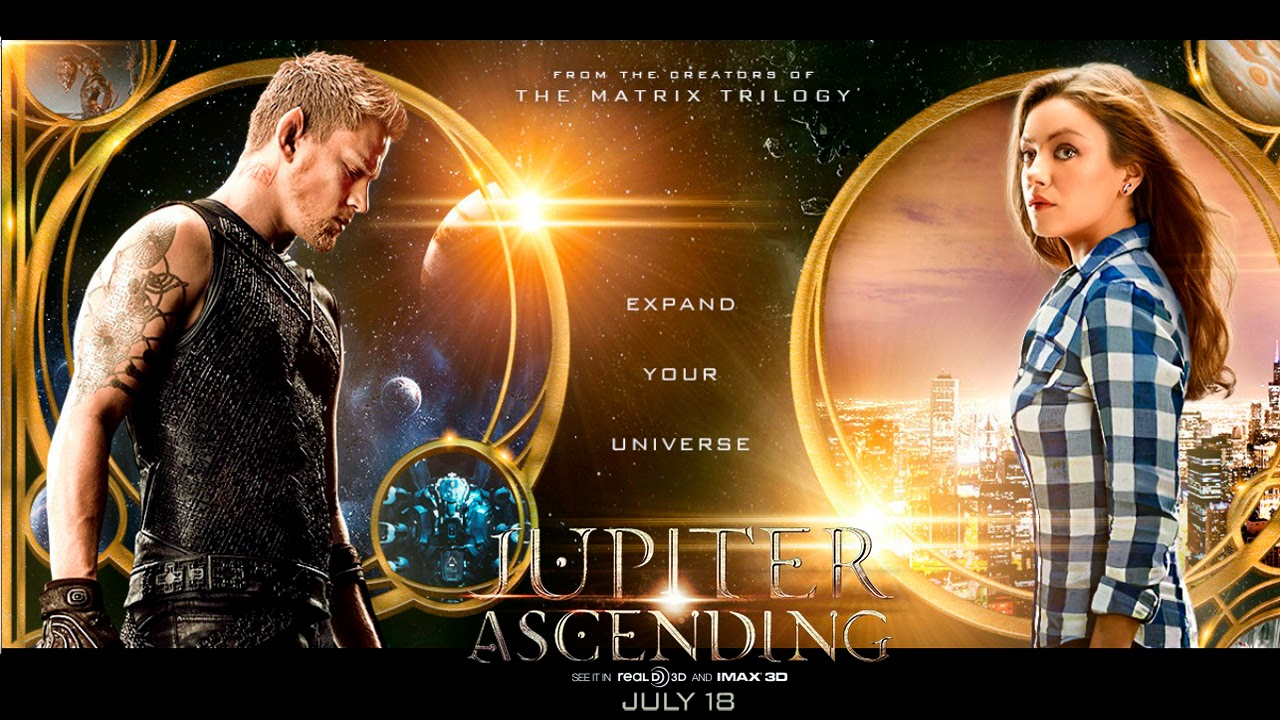 Image result for jupiter ascending