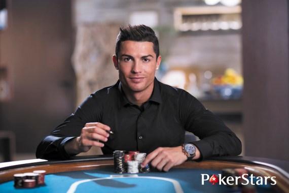Cristiano-Ronaldo-PokerStars