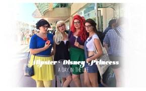 hipster disney princess