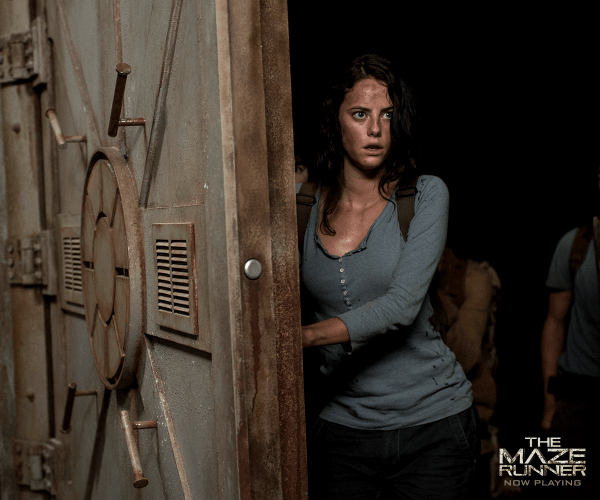 The Maze Runner: Scorch Trials Movie Review