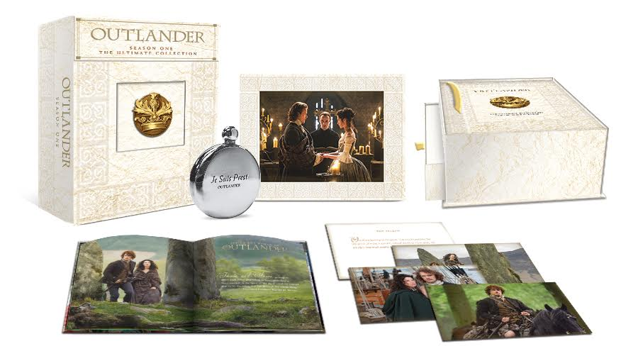 Giveaway Win Outlander Season One On Blu Ray That S Normal