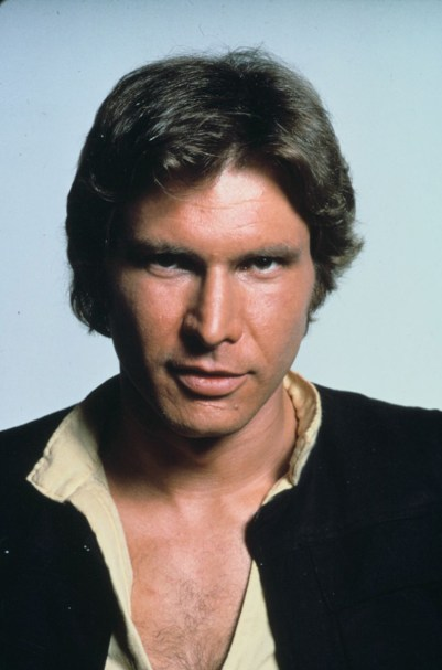 Han Solo (Harrison Ford). © Lucasfilm Ltd. & TM. All Rights Reserved.