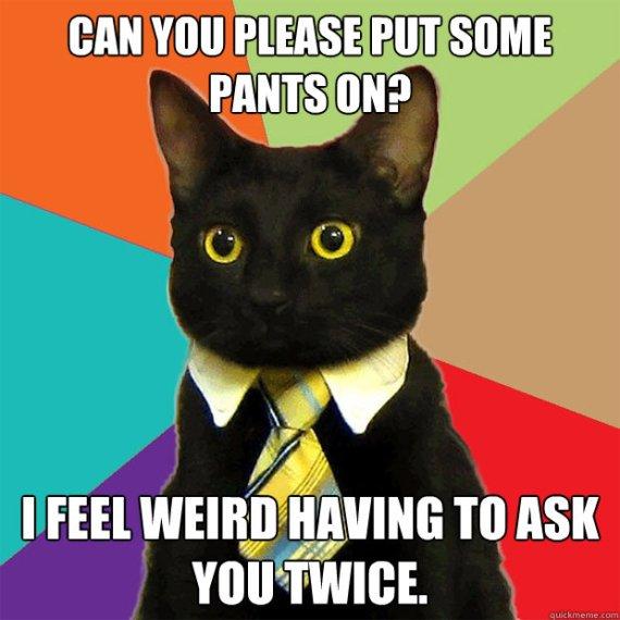 pants meme