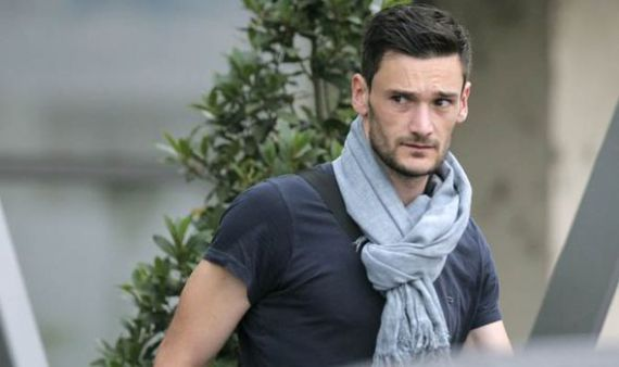 hugo lloris scarf