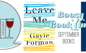 September Boozy Book Club