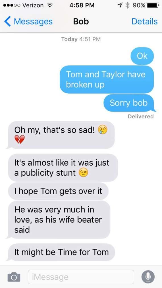TFT-reaction text