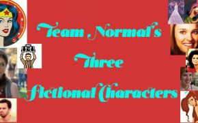 3 fictional characters feature