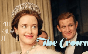 The Crown Netflix header