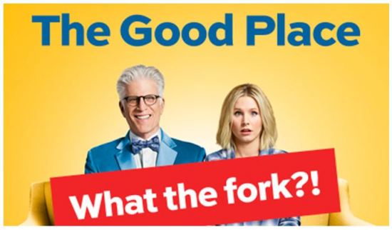 good place ted danson kristen bell