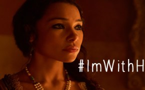 Jessica Parker Kennedy, Black Sails