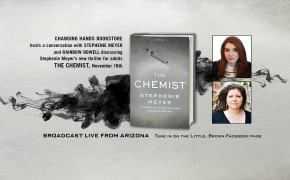 The Chemist, Stephenie Meyer,