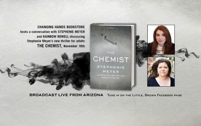 The Chemist, Stephenie Meyer,