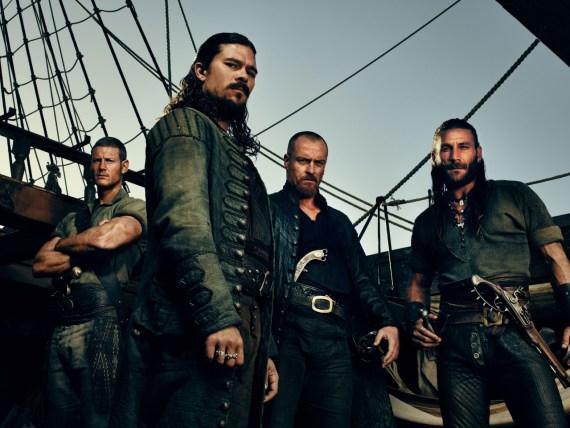 luke Arnold, black sails