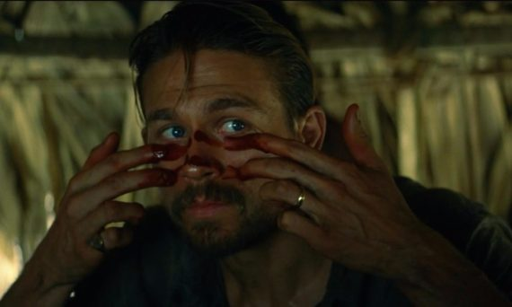 Charlie Hunnam, Percy Fawcett, Lost City of Z