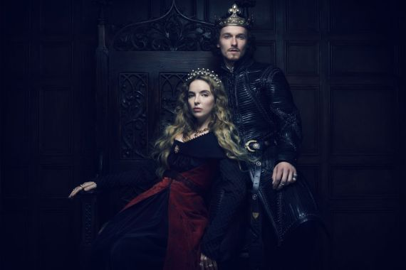 The White Princess, Jodie Comer, Jacob Collins-Levy