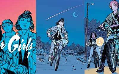 Must Read This: Paper Girls Vol. 1