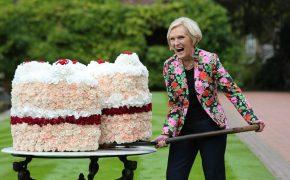 mary berry, great british baking show, great british bake off
