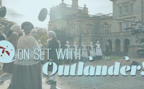 Outlander Season 3 set visit, Outlander, Outlander Set Visit