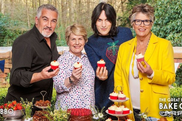 Why this season of the Great British Bake Off is the best yet!