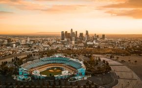 dodger stadium, visit LA, los angeles, travel