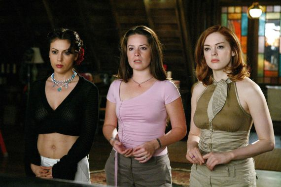 Charmed Reboot, Charmed, CW