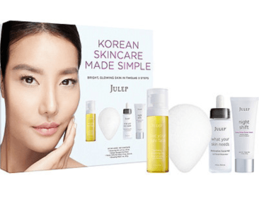 beauty product reviews, julep, korean skincare made simple