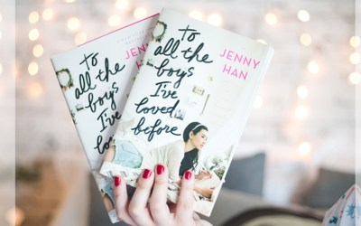 Hide your Hatboxes: To All the Boys I've Loved Before is Coming to Netflix!