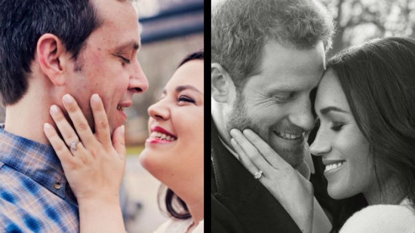 Harry and Meghan Royal Wedding Engagement