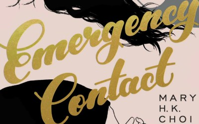 Judge This Book by Its Cover: Emergency Contact by Mary HK Choi