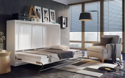 How to Save Space with a Good Murphy Bed