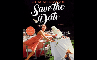Interview with Save The Date Author Morgan Matson