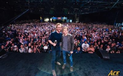 Ace Comic Con – The Good, The Bad and The Toms