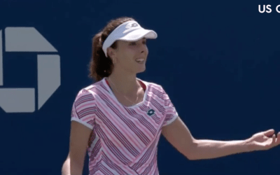 The US Open Controversy: Can we stop penalizing woman for having breasts?