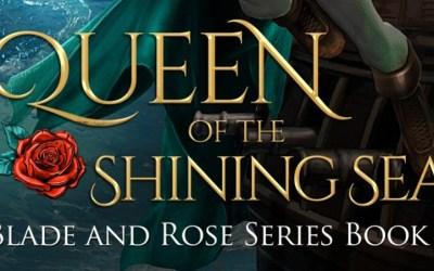 Happy Release Day – Queen of the Shining Sea by Miranda Honfleur
