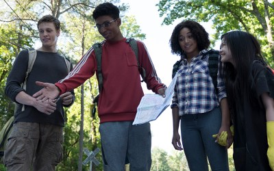 "See This: ""The Darkest Minds"" Starring Amandla Stenberg"