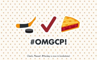 Check Please! # Hockey is HERE!
