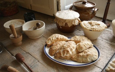 """Eating My Way Through """"The Poldark Unofficial Cookbook"""""""