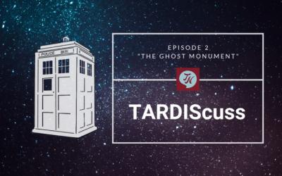 TARDIScuss Podcast Is Up