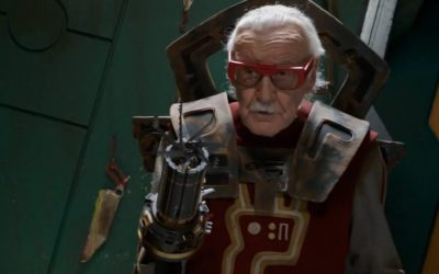 Excelsior! Stan Lee Passes Away