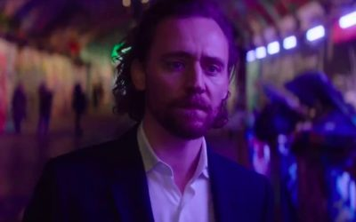 Time for Tom: Reasons We Think Tom Hiddleston Is Sad In This Dirty Tunnel
