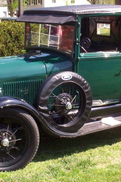 The Model A Fords: Adventures in Automotive